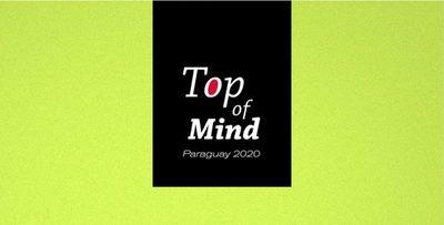 Top of Mind Paraguay 2020: Las marcas más valoradas por los paraguayos
