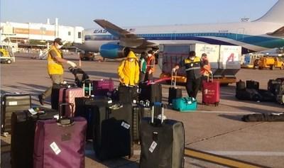 Más de 150 paraguayos procedentes de Estados Unidos, ingresaron ayer a Paraguay