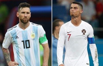 Forlan explica por qué Cristiano Ronaldo es superior a Messi