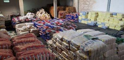 Resaltan importancia de distribución de kits de alimentos en Ñeembucu