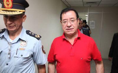 Diputado Cuevas tiene audiencia mañana para intentar salir de prisión