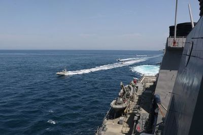 "Irán promete ""respuesta decisiva"" si EE.UU. cumple sus amenazas"