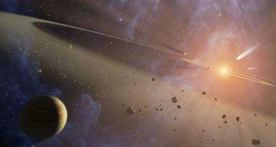 """Asteroides """"inmigrantes"""" en el Sistema Solar"""