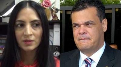 """Diputado Acevedo trata de """"puta"""" a una fiscala"""