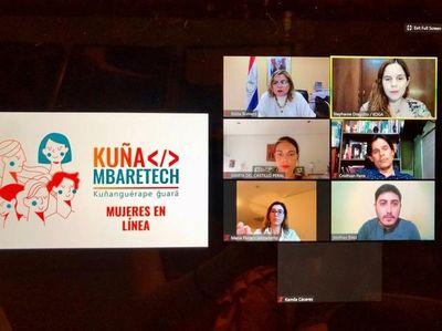 Kuña Mbaretech premia a tres soluciones tecnológicas