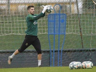 Argelia convocará a Luca Zidane