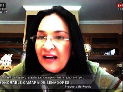 Juez ordena prisión domiciliaria y enorme multa a la exsenadora Maria Eugenia Bajac