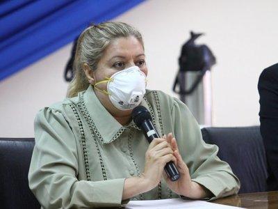 Caso Salum: Diputado pedirá juicio político a Sandra Quiñónez