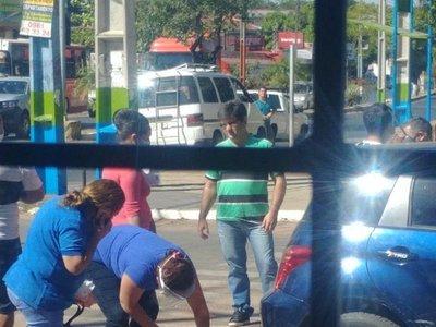 Violencia familiar deja dos heridos en San Antonio