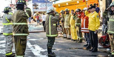 Bomberos Voluntarios de Asunción denuncian que desde el año pasado no reciben el desembolso económico de Hacienda