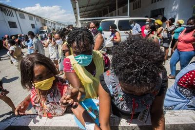 Expertos temen que en Haití el coronavirus cause más de 20.000 muertes