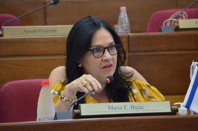 Imponen medidas cautelares para exsenadora María Eugenia Bajac – Diario TNPRESS