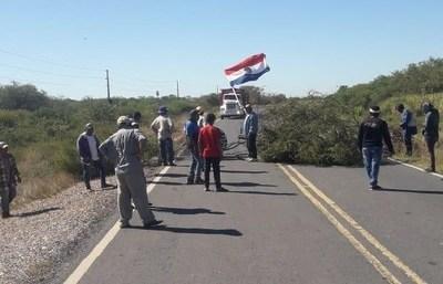 Indígenas del Chaco reclaman asistencia al Gobierno