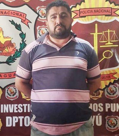 Apresan a un fugitivo de la justicia brasileña