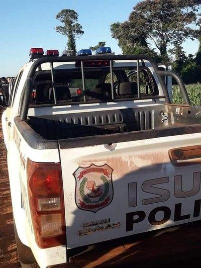 Emboscaron a tiros una patrulla en Punta Pistola