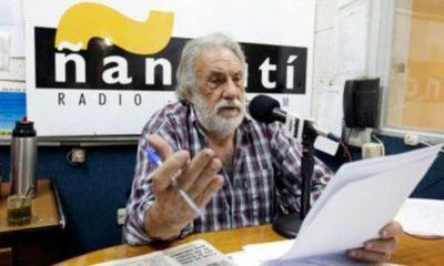 "Humberto Rubin recuerda a Santiago Leguizamón: ""Esa muerte es imperdonable"""