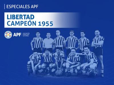 El recordado equipo gumarelo de 1955