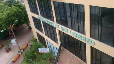 Municipalidad de San Lorenzo seguirá cerrada