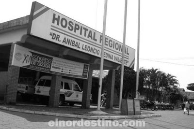 Paciente pedrojuanina del Hospital Regional Dr. Aníbal Leoncio Medina de Pedro Juan Caballero se recupera de Coronavirus