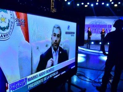 Abdo resalta perfil de Denis Lichi como posible titular de Petropar