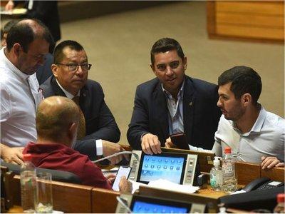 Diputados cartistas se abroquelan en defensa de la fiscala general