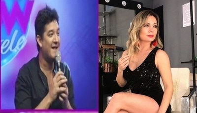 """El incómodo momento para Junior Rodríguez en """"El Gran Show"""""""
