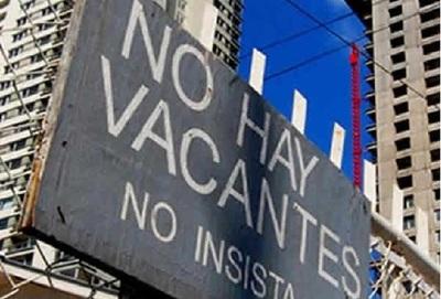 Aumentan cifras de desempleo en Chile por pandemia
