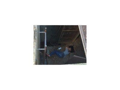 Una mujer se cayó en el subterráneo de la Ande