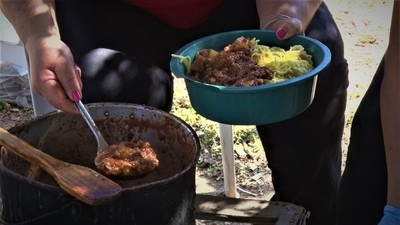 Impulsan realización de ollas populares en distritos del departamento de Boquerón