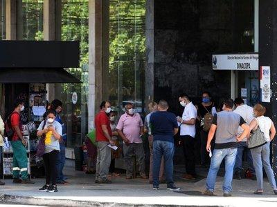 Covid-19: Dos nuevos casos sin nexo y crece circulación en calles