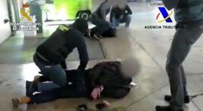 Incautan en España droga enviada desde Paraguay