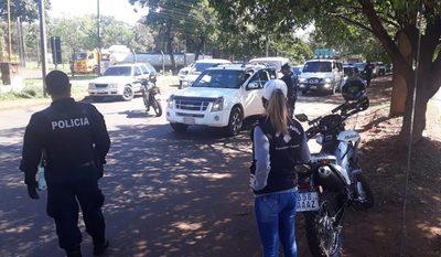 Más de 600 causas ingresaron en Alto Paraná por transgresión de la cuarentena sanitaria, en menos de un mes – Diario TNPRESS