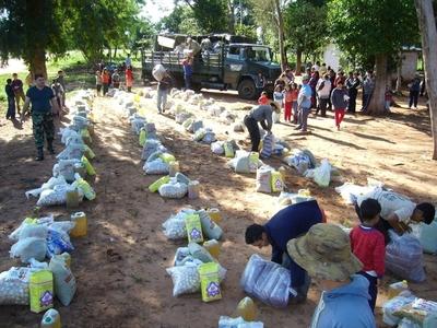 Transferencias de Ñangareko representan inyección de más de Gs. 130.000 millones