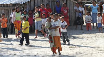Comunidades indígenas entre el hambre, el riesgo y la indiferencia del gobierno en medio de la pandemia del COVID-19