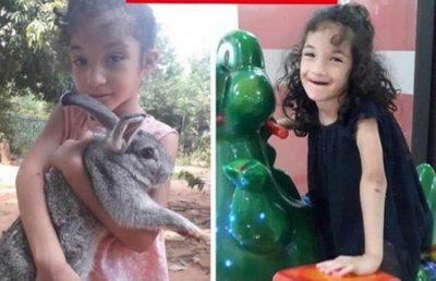 Policía descarta secuestro de la niña Juliette