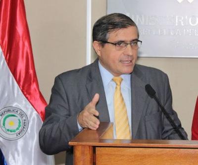 Caso Dinac: Ministro de Anticorrupción dice que hay limitaciones en la investigación