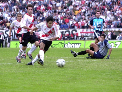 River Plate recuerda el gol de Pipino