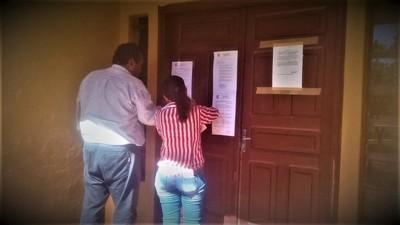 Concejales rechazan ejecución presupuestaria del Intendente de Fuerte Olimpo
