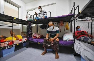 HOY / Singapur parecía tener el coronavirus bajo control, hasta que los casos se duplicaron