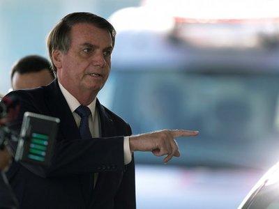 Suspenden nombramiento de allegado de Bolsonaro en la PF