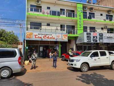 Allanan DESPENSA de donde el Intendente PRIETO compro alimentos por US$ 500 mil