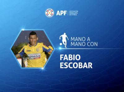Fabio Escobar, uno de los privilegiados del gol