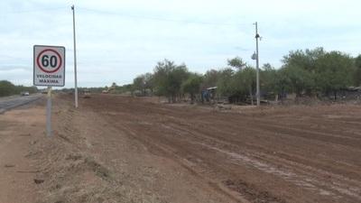 Concret Mix aguarda autorización para construir viviendas en Irala Fernández