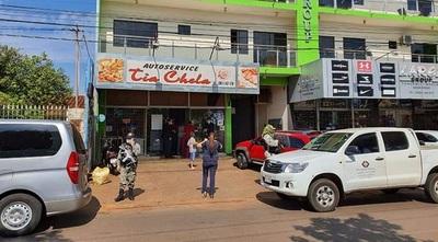 Allanan empresa que proveyó kits de alimentos a la Municipalidad de CDE