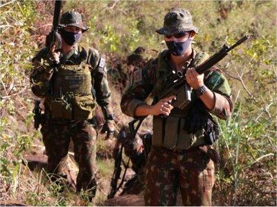 Violación  fronteriza sigue entre Brasil y Paraguay