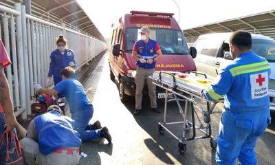 Cruz Roja asiste a connacionales