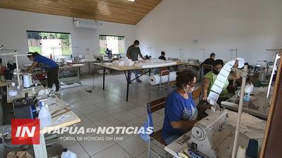 UNE PLANIFICA ENTREGAR 20.000 TAPABOCAS A INSTITUCIONES DE SERVICIO
