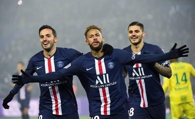 HOY / La Liga francesa proclamará campeón al PSG y confirma el fin de la temporada