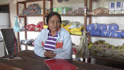 Almacén de Mujeres permite abastecerse sin salir de la comunidad