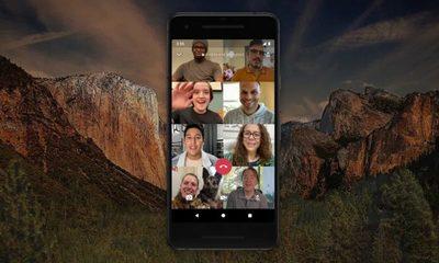 WhatsApp ya permite hacer videollamadas con hasta 8 usuarios